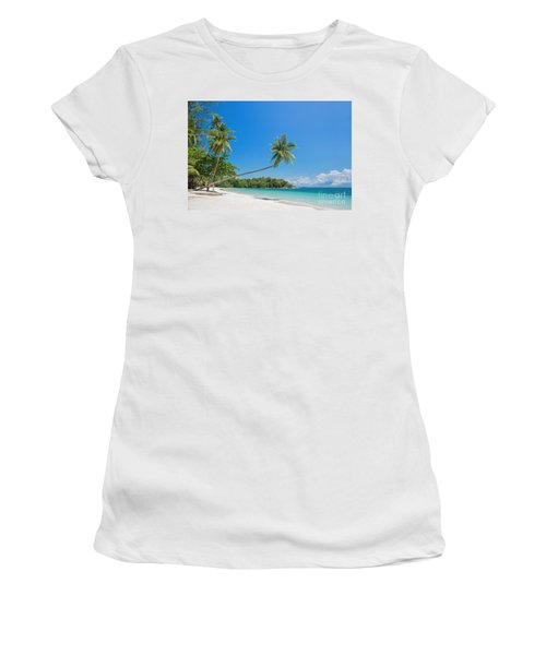 Paradise Beach Women's T-Shirt