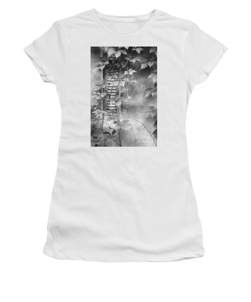 Parallel Botany #0810 Women's T-Shirt (Athletic Fit)