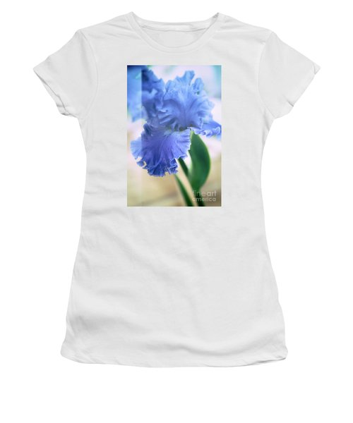 Parallel Botany #5254 Women's T-Shirt (Junior Cut) by Andrey Godyaykin