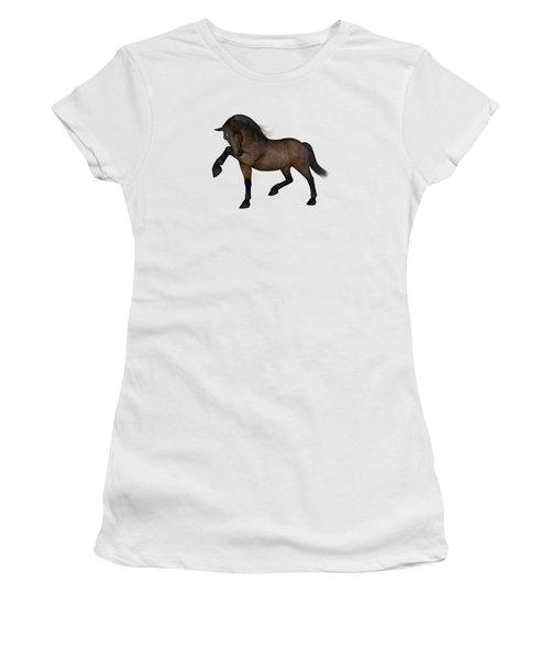 Paris Women's T-Shirt (Junior Cut) by Betsy Knapp