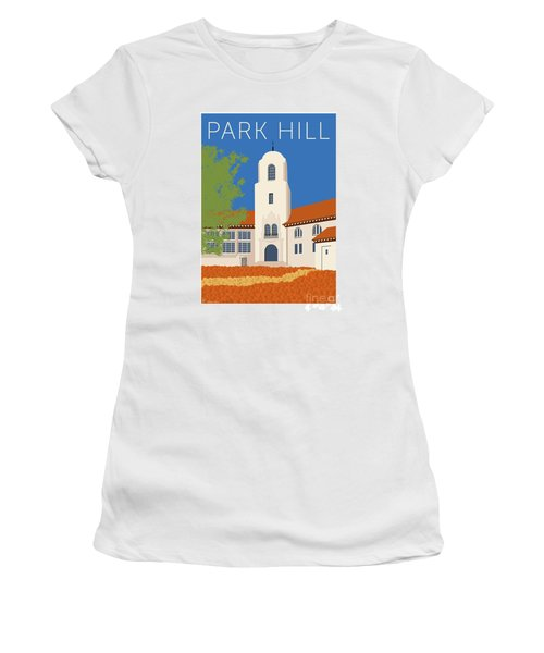 Park Hill Blue Women's T-Shirt