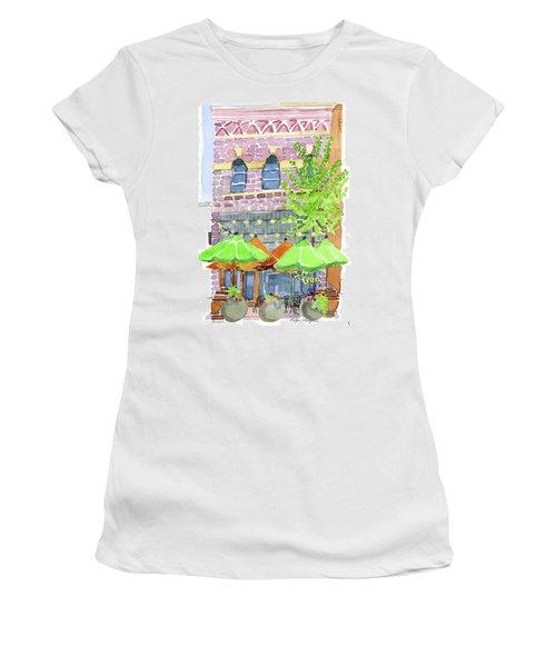 Parker's Bistro Women's T-Shirt (Athletic Fit)