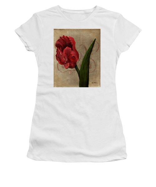 Parrot Tulip I Women's T-Shirt