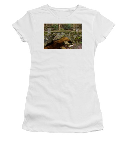Women's T-Shirt (Junior Cut) featuring the photograph Passing Over Many Years by Mike Eingle