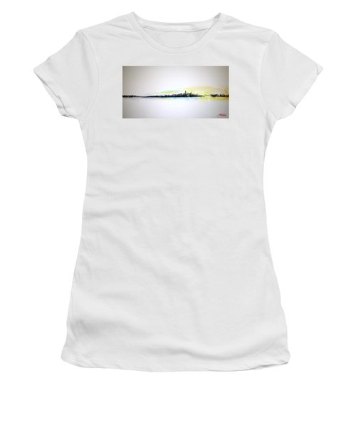 Pastel Morning Women's T-Shirt