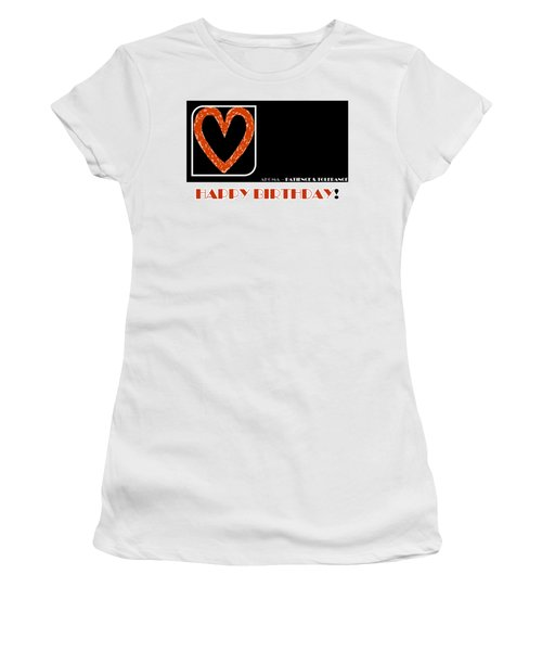 Patience Women's T-Shirt (Athletic Fit)