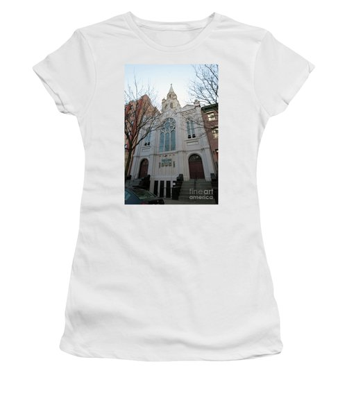 Paul Roberson Theatre  Women's T-Shirt