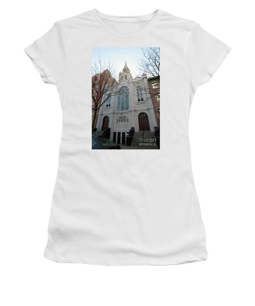 Paul Roberson Theatre  Women's T-Shirt