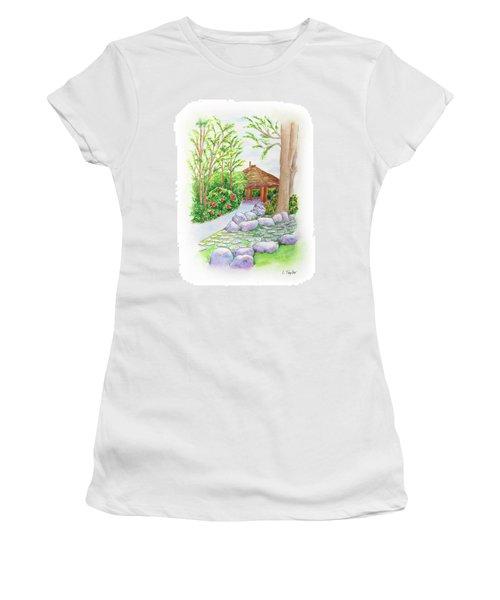 Pavilion Pathway Women's T-Shirt