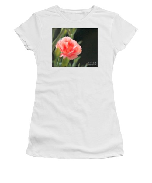 Peach Dream Women's T-Shirt (Athletic Fit)