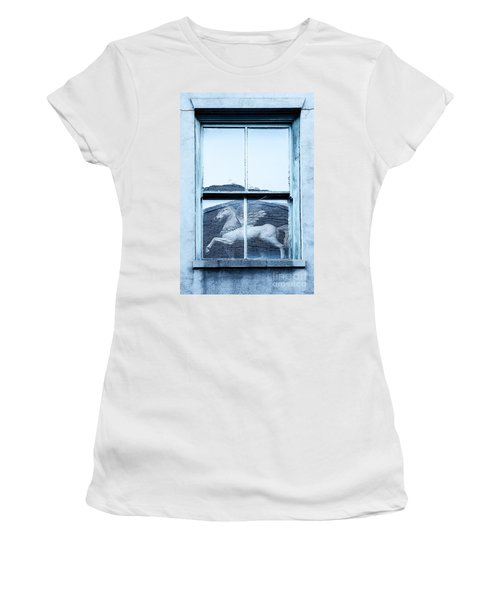 Pegasis Women's T-Shirt (Athletic Fit)
