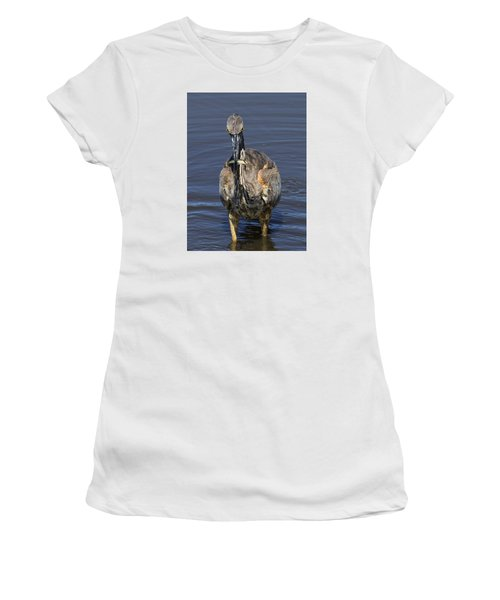 Perch Anyone? Women's T-Shirt (Athletic Fit)