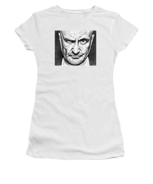 Phil Collins Women's T-Shirt