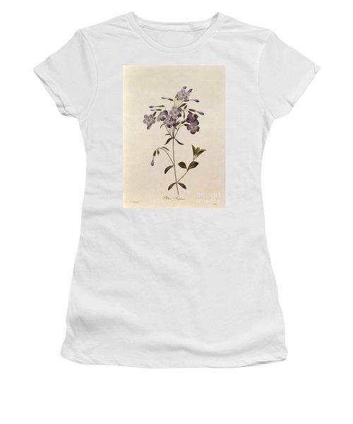 Phlox Reptans Women's T-Shirt