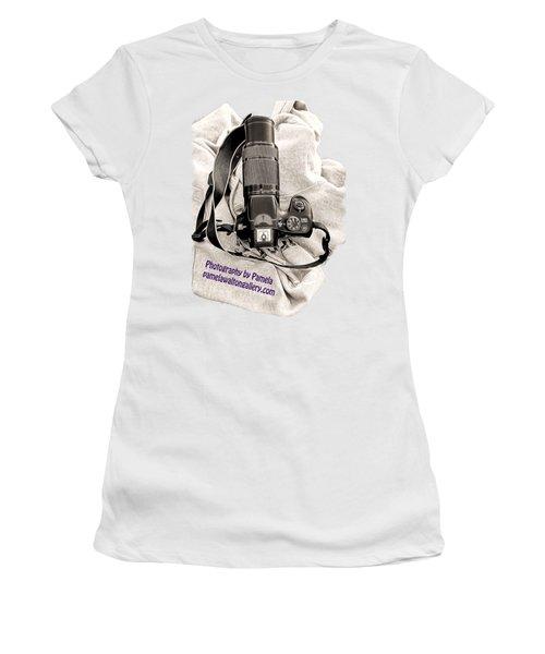 Photography By Pamela Women's T-Shirt (Junior Cut) by Pamela Walton
