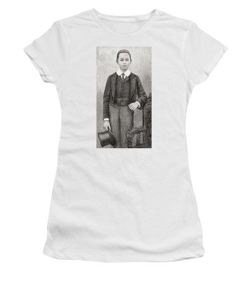 Phra Bat Somdet Phra Poramentharamaha Women's T-Shirt