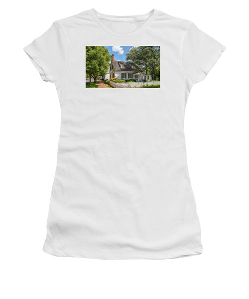 Picket Fence Women's T-Shirt