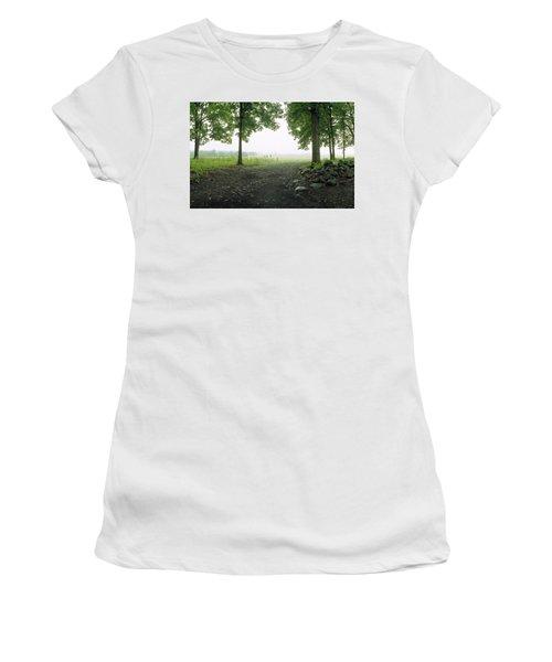 Pickett's Charge Women's T-Shirt (Junior Cut)