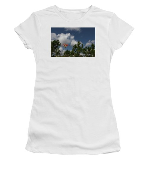 Pine Lily And Pines Women's T-Shirt