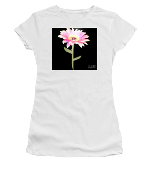 Pink Pink Delight Women's T-Shirt (Athletic Fit)