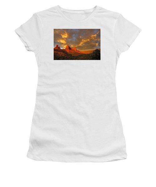 Pinnacle Of Light Women's T-Shirt