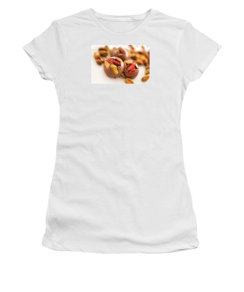 Pistachio Chocolate Women's T-Shirt