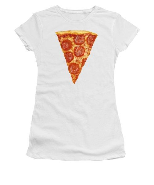 Pizza Slice Women's T-Shirt