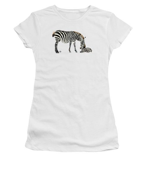 Plains Zebras Women's T-Shirt