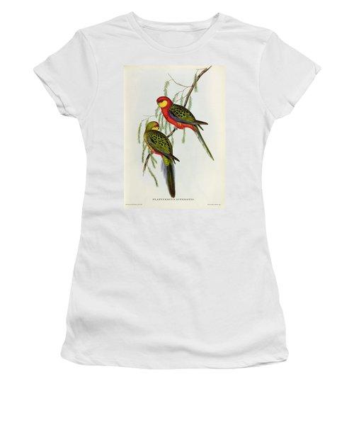 Platycercus Icterotis Women's T-Shirt (Athletic Fit)