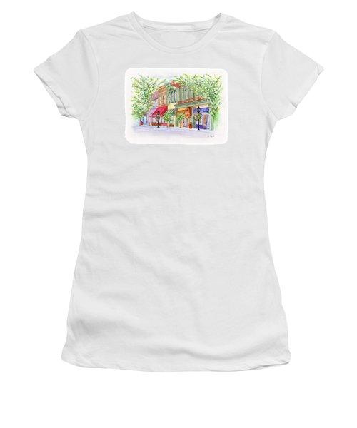 Plaza Shops Women's T-Shirt