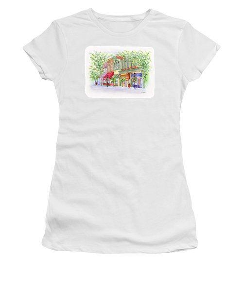 Plaza Shops Women's T-Shirt