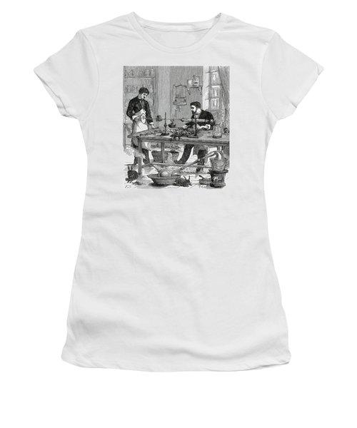 Poison Research Women's T-Shirt