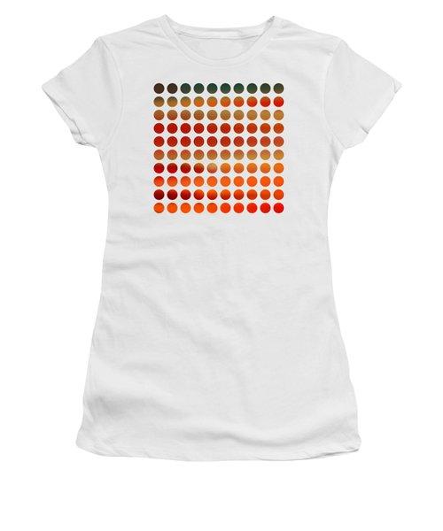 Polka Dots Women's T-Shirt