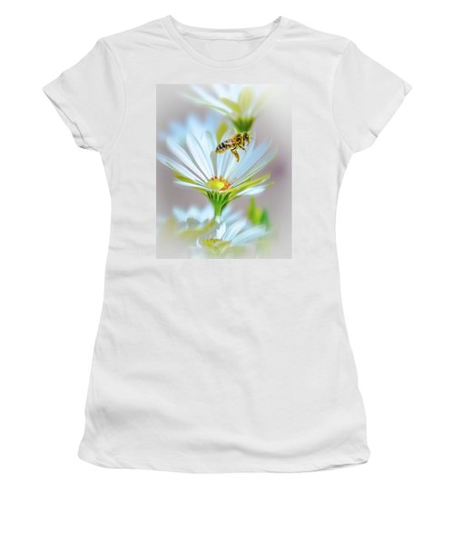 Pollinator Women's T-Shirt (Junior Cut) by Mark Dunton