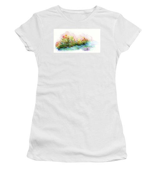 Sunrise Pond Women's T-Shirt