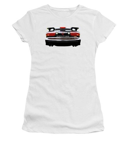 Pontiac Trans Am Rear Lights Women's T-Shirt