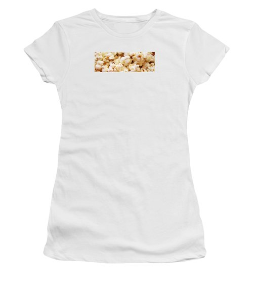 Popcorn 2 Women's T-Shirt (Athletic Fit)