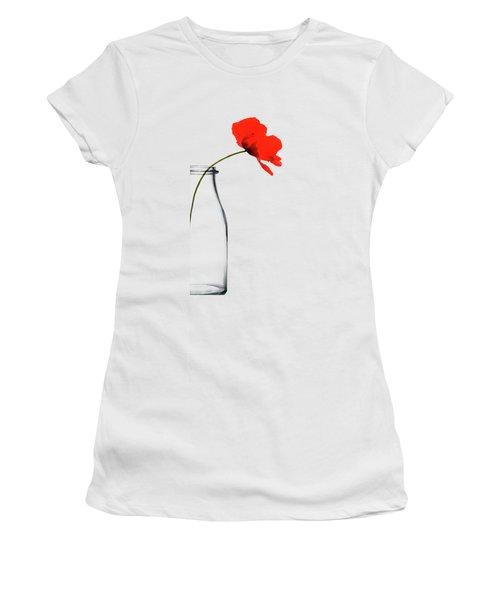 Poppy Red Women's T-Shirt