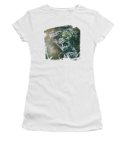 Porcelain Stare Women's T-Shirt