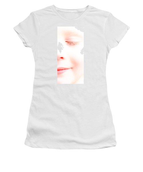 Portrait Of A Dream Women's T-Shirt (Junior Cut) by Bob Orsillo