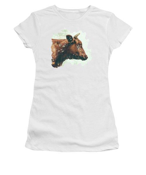 Portrait Of Bess Women's T-Shirt