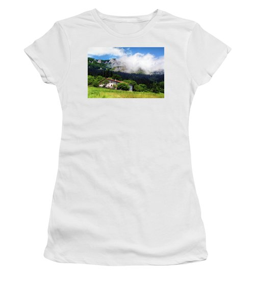 Postcard From Basque Country Women's T-Shirt