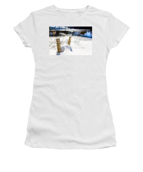 Posts In Winter Women's T-Shirt