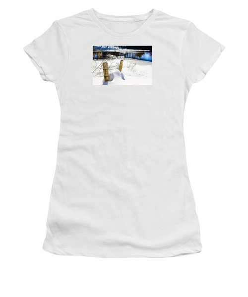 Posts In Winter Women's T-Shirt