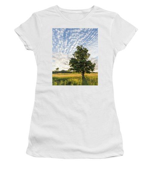 Power Of A Tree Women's T-Shirt
