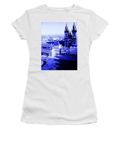 Prague Cz Women's T-Shirt