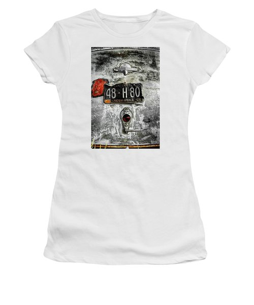 Prairie Schooner Women's T-Shirt (Athletic Fit)