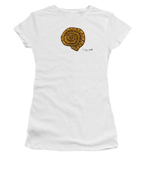 Prehistoric Shell Women's T-Shirt