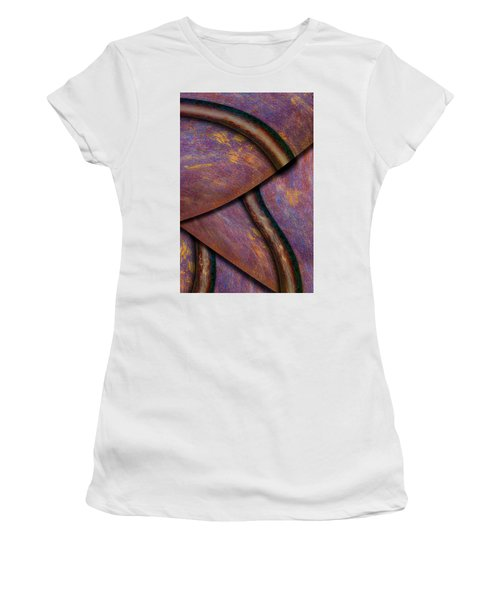 Psychedelic Pi Women's T-Shirt