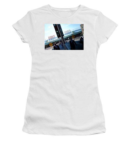 Public Market In Seattle Washington Women's T-Shirt